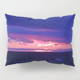 Purple Twilight Pillow Sham