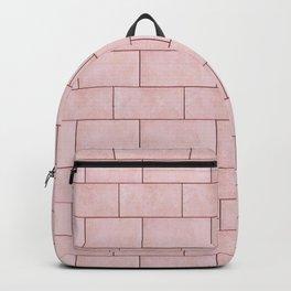Blush Brick Imperfection Backpack