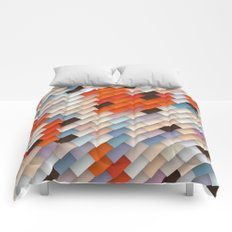scales & shadows Comforters