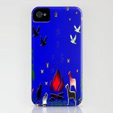 Festival of the Animals Slim Case iPhone (4, 4s)