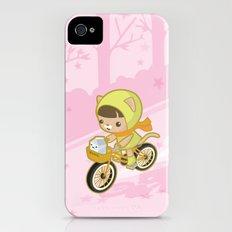 Blossom Ride iPhone (4, 4s) Slim Case