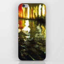 City Lights: Venice – Canal Grande – Mercato # 210 iPhone Skin