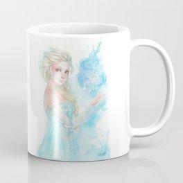 Cold never bothered me Coffee Mug