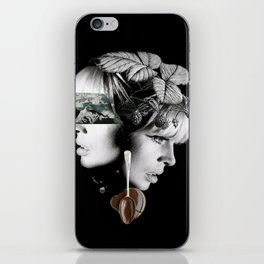 """the word """"don't worry"""" just makes me worry.. iPhone Skin"""