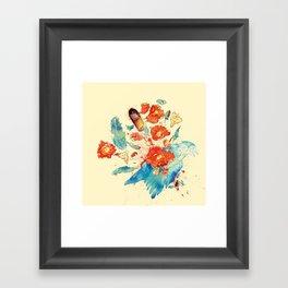 Beautiful Death Framed Art Print