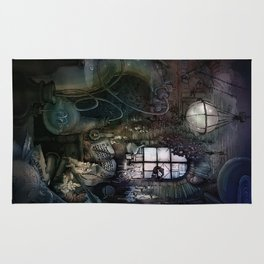 Alchemist's Lab Rug