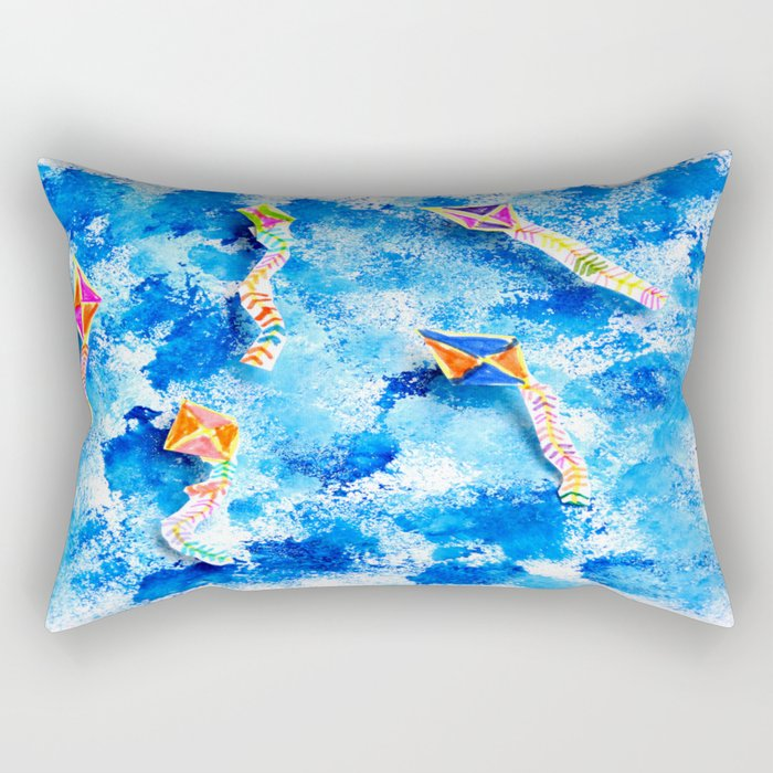 FREE SPiRiT KiTES | Fashion Kids Rectangular Pillow