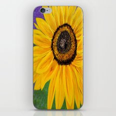 Color of the sun iPhone & iPod Skin