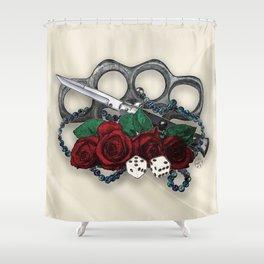 Feelin Lucky, Princess? Shower Curtain