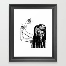 Conjoined Framed Art Print
