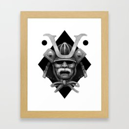 Kabuto Framed Art Print