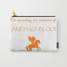 Spending my summer at Camp Half-Blood Carry-All Pouch