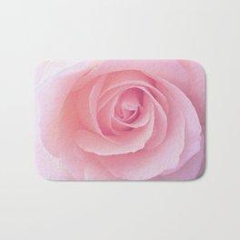 Rose Flower Pink Photography | Nature | Spring | Summer Bath Mat