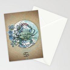 Zodiac Sign - Cancer Stationery Cards