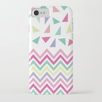 confetti iPhone & iPod Cases featuring Confetti  by Bree Madden