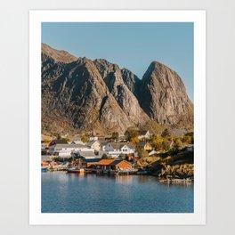 Reine | Lofoten Islands Art Print