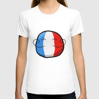 france T-shirts featuring France by Thomas Official