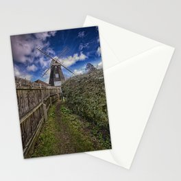 Footpath To Field Mill Stationery Cards