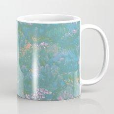 Blue Life in Death Valley Mug