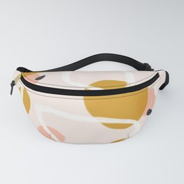 Abstract Fall III #society6 #abstractart Fanny Pack