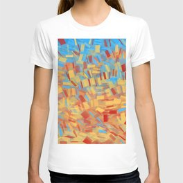 Colored Papers T-shirt