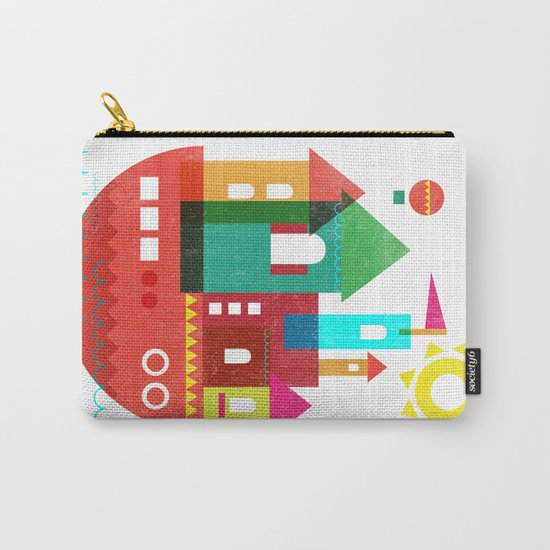 Good Times Carry-All Pouch