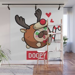 Doopy Wall Mural