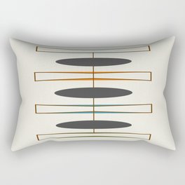 Mid-Century Modern 1.1 Rectangular Pillow