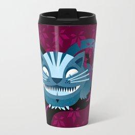 Cheshire smile Travel Mug