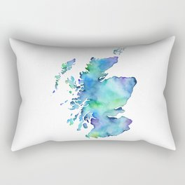 Scotland Rectangular Pillow