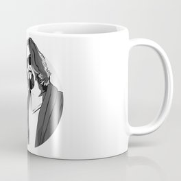 the dude Coffee Mug