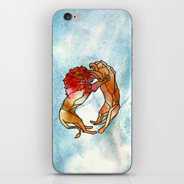Lions iPhone Skin