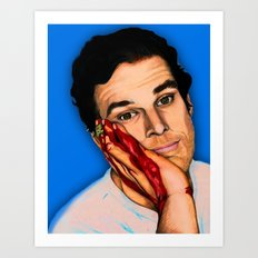 Perks Of Being A Serial Killer Art Print
