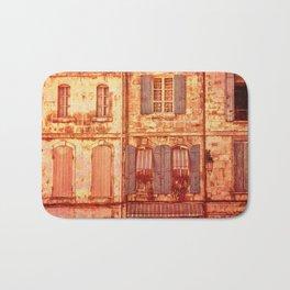 The Old Neighborhood, Rustic Buildings Bath Mat