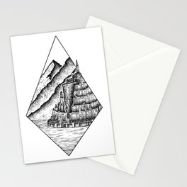 The White City Stationery Cards
