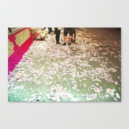 Lottery  Canvas Print