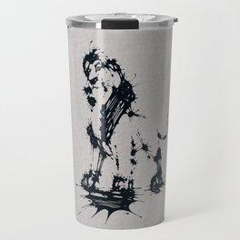 Splaaash Series - Animal King Ink Travel Mug