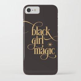Black Girl Magic iPhone Case iPhone Case