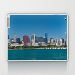 Chicago Skyline Panorama Laptop & iPad Skin