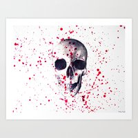 Materia Art Print