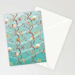 Marine Pattern 11 Stationery Cards