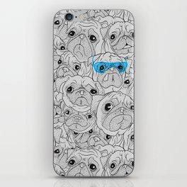Hot Dog iPhone Skin
