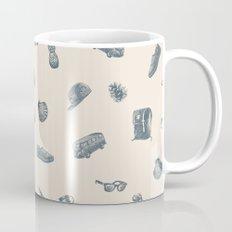 Sur la Plage Mug