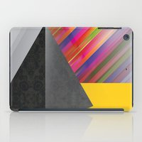 pyramid iPad Cases featuring Pyramid by ohzemesmo