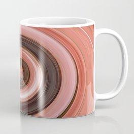 Swirl 01- Colors of Rust / RostArt Coffee Mug