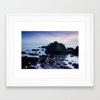 ying yang Framed Art Prints featuring Ying/Yang by Dan Kuras