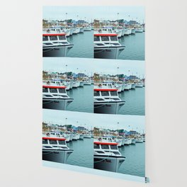 Fishing Pier PEI Wallpaper