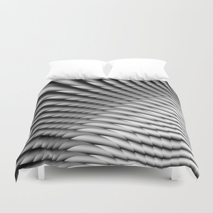 Wing of an angel Duvet Cover