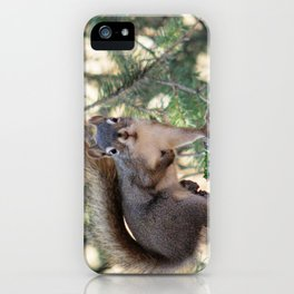 And Who Are You? iPhone Case