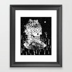 DIE TOLCHE Framed Art Print